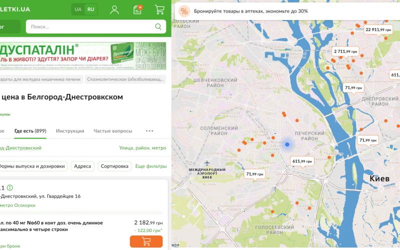 online medicine shopping service aggregator